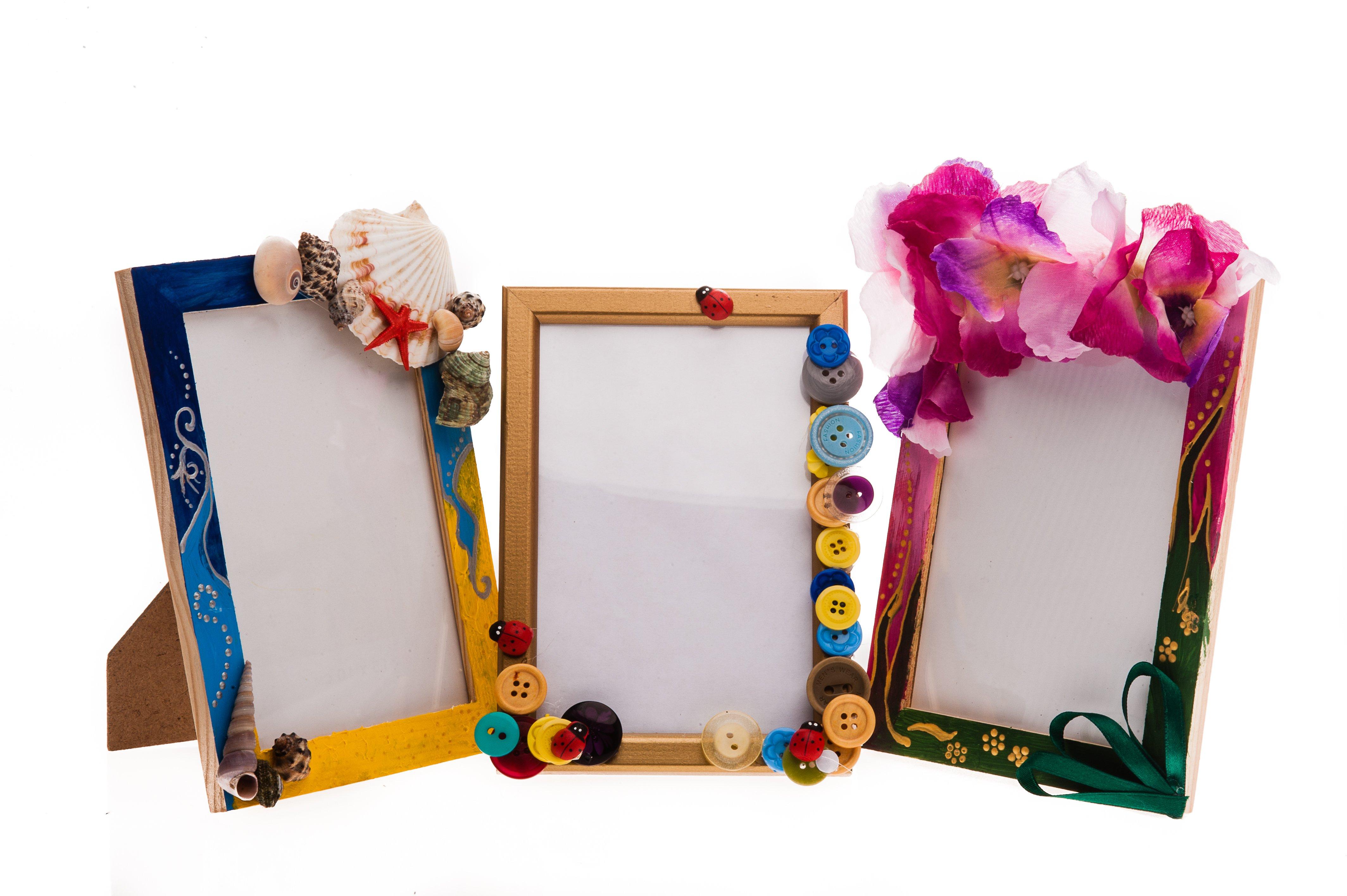 Рамка для картинки своими руками, картинки
