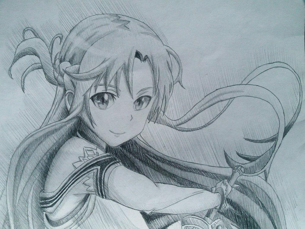 Рисовать картинки аниме с девушкой и смотреть онлайн