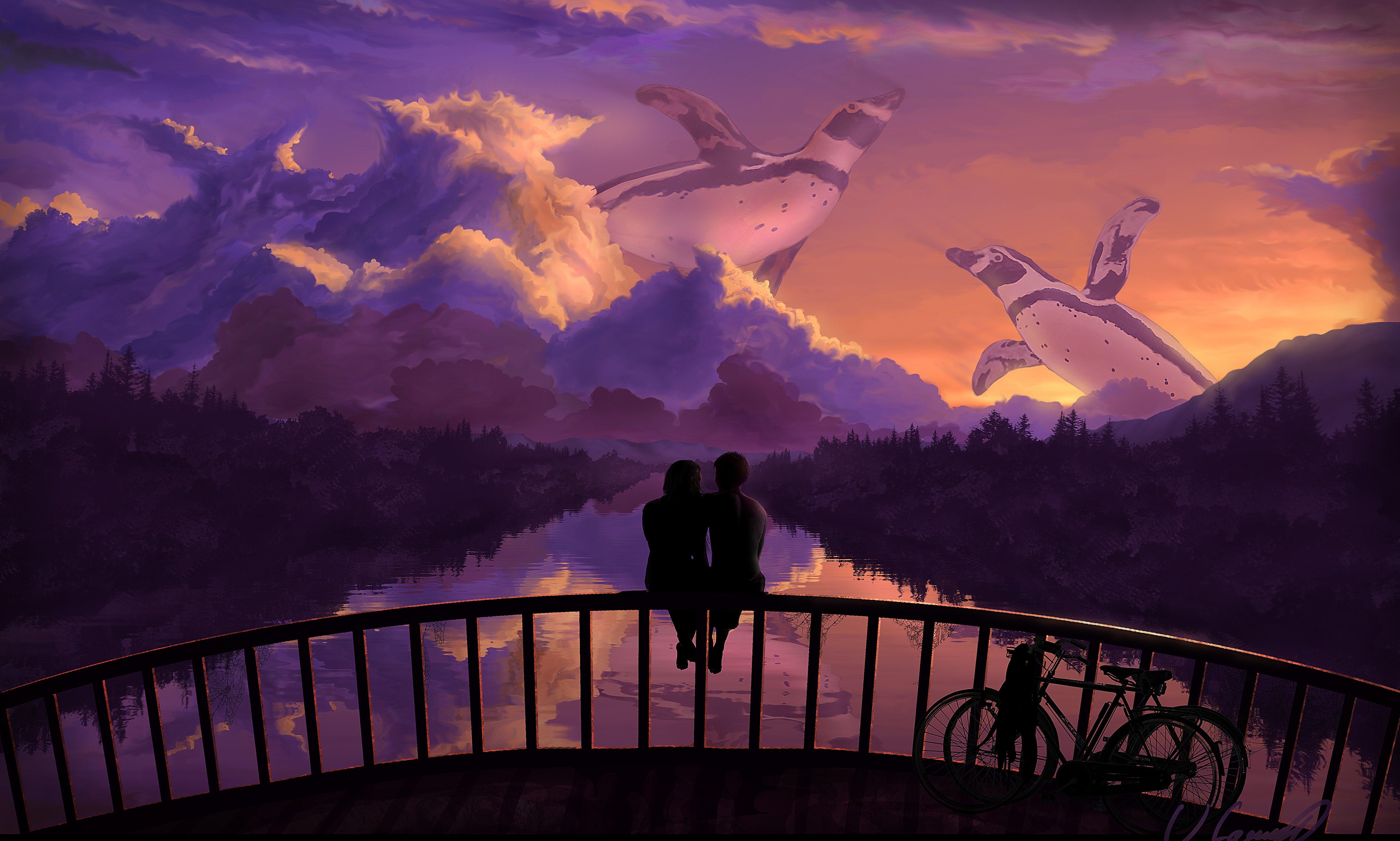 Картинки красивые пейзажи для любимого