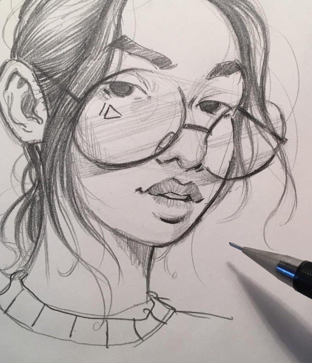 арты для рисования карандашом очень легко и красиво даже