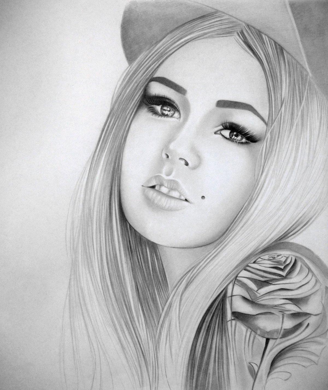 Подарок, нарисовать самые красивые картинки карандашом