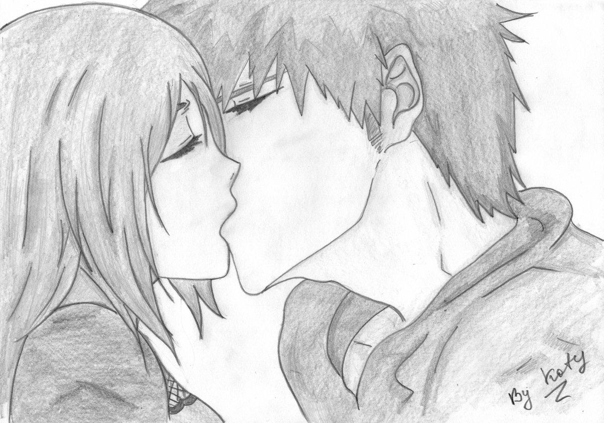 Красивые картинки для срисовки карандашом аниме