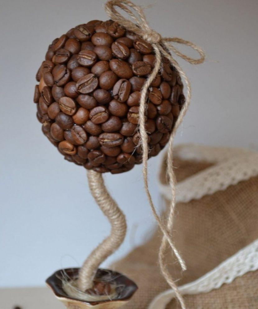каждого дерево из кофе своими руками фото смогли устоять перед