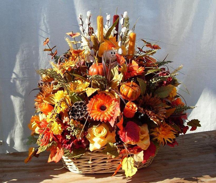 podelka_osenniy_buket_5 Цветы и розы из кленовых листьев своими руками пошагово. Осенние поделки из кленовых листьев – букеты с розами и цветами: мастер класс