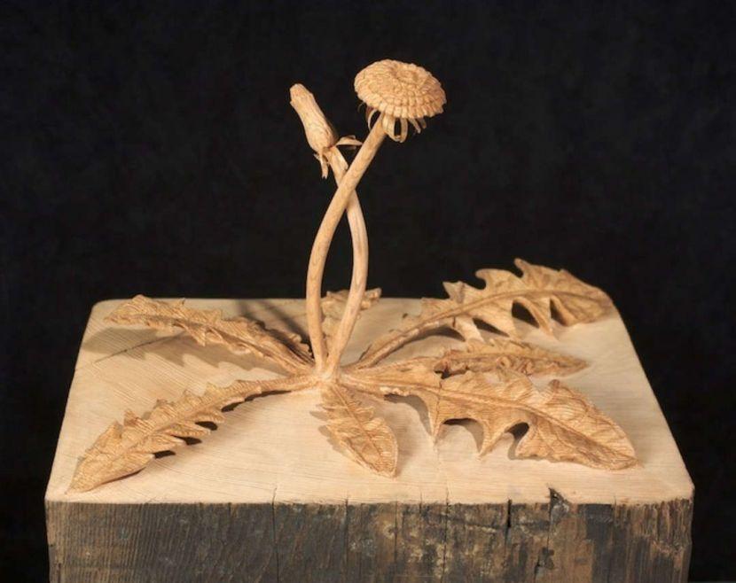 Мелкие изделия из дерева своими руками
