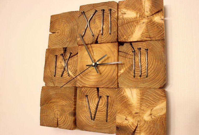 Эксклюзивные поделки из дерева