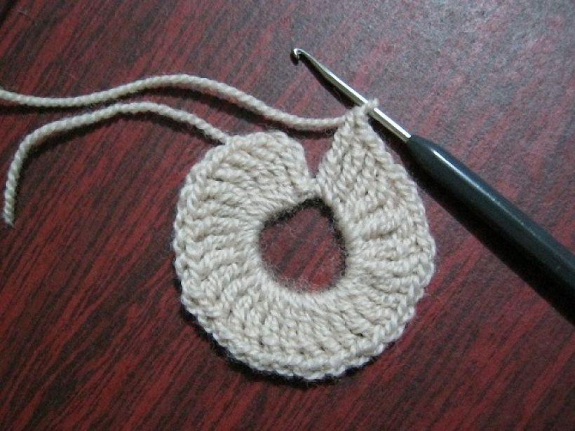 Вязание крючком салфетки для начинающих схемы легкие