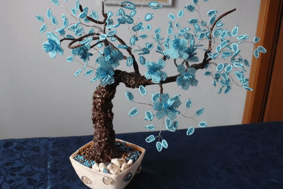 Дерево из бумаги своими руками: шаблоны и пошаговые инструкции