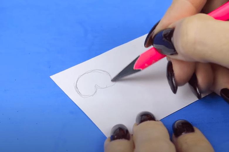 Рисуем мордочку