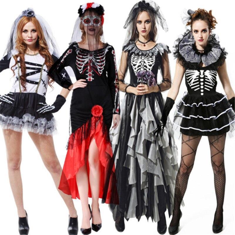 Идеи лучших образов и костюмов на Хэллоуин