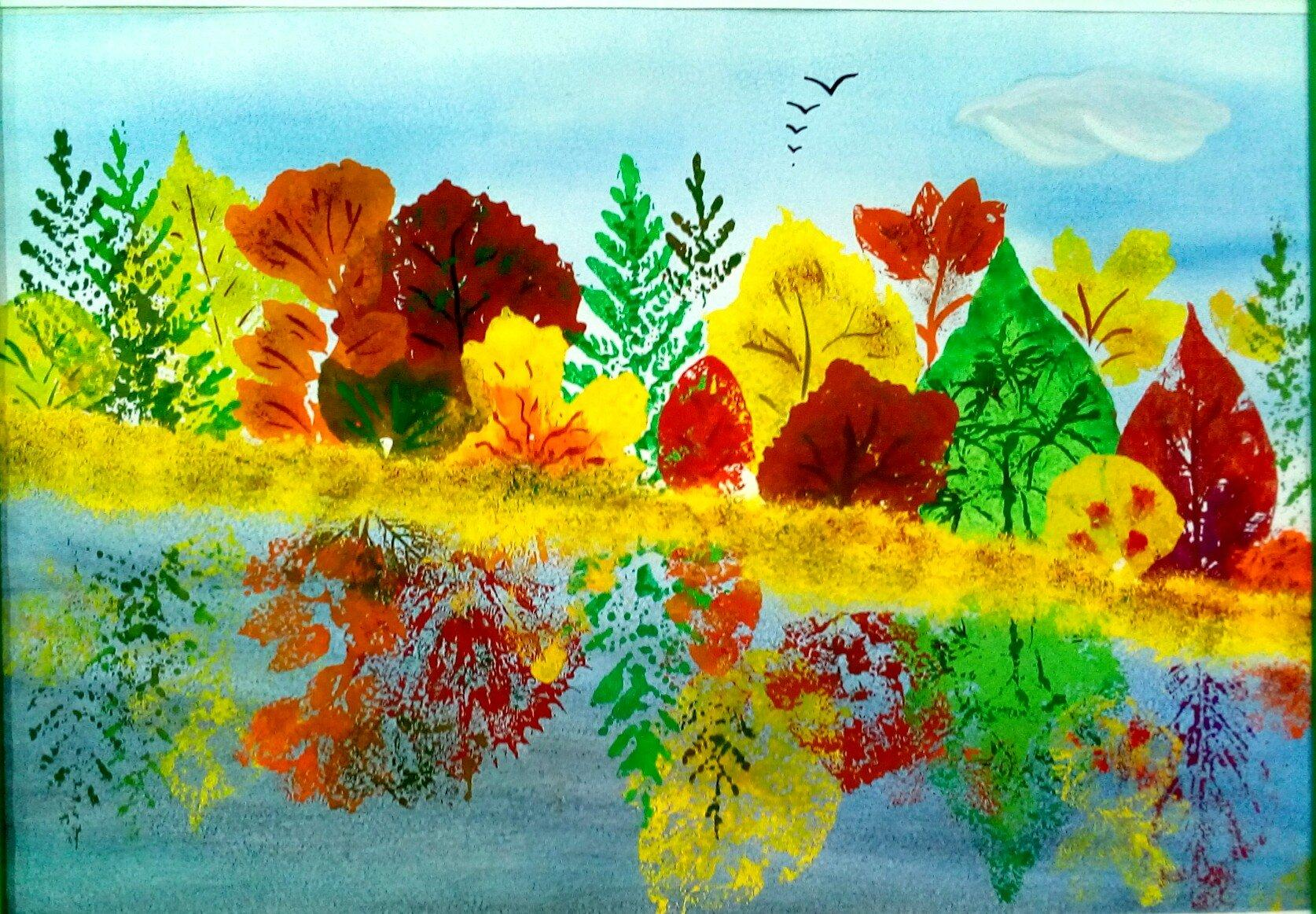 Международный творческий конкурс «Осенние чудеса»