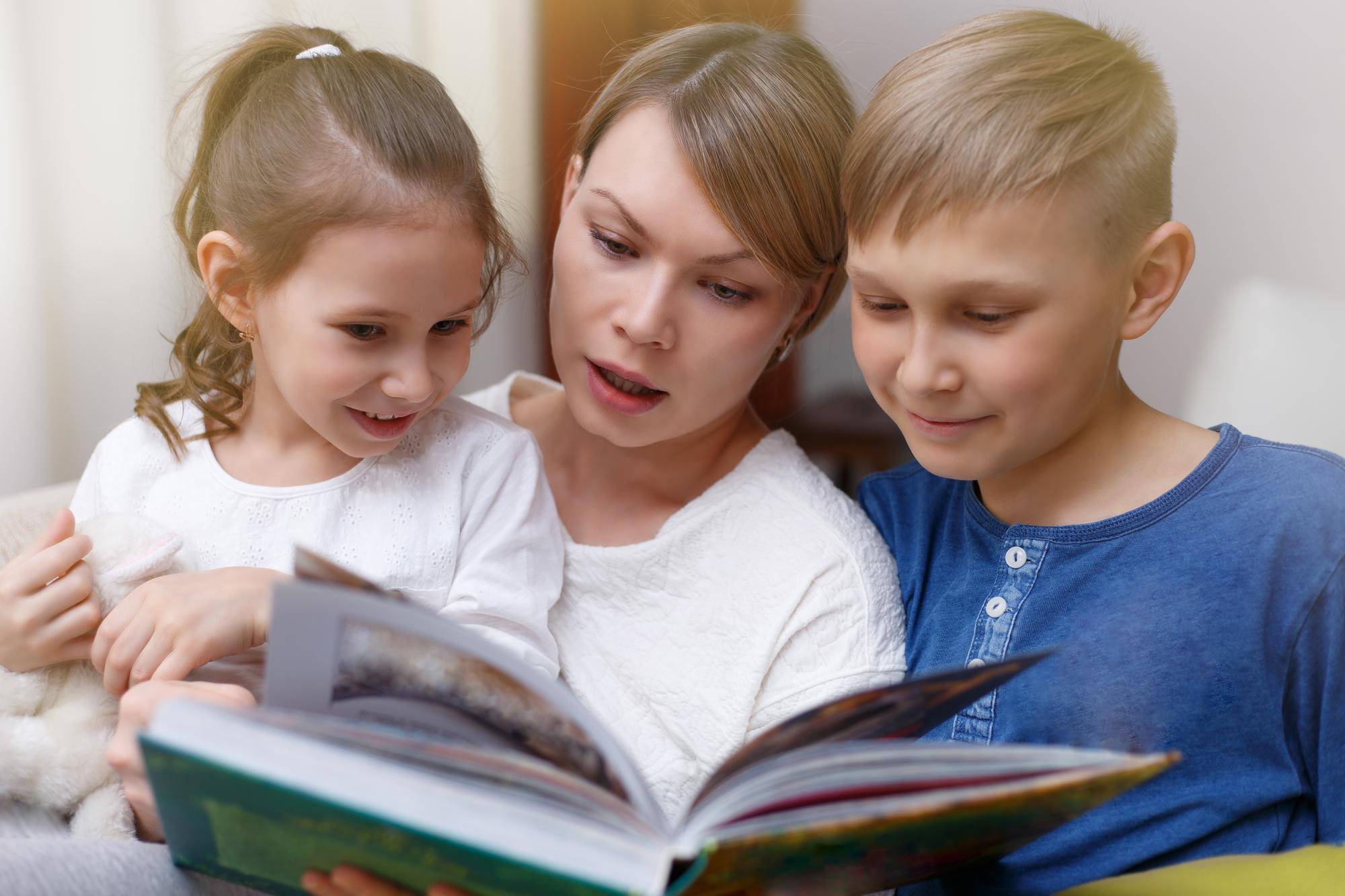 Топ 7 методов по развитию у детей любви к чтению